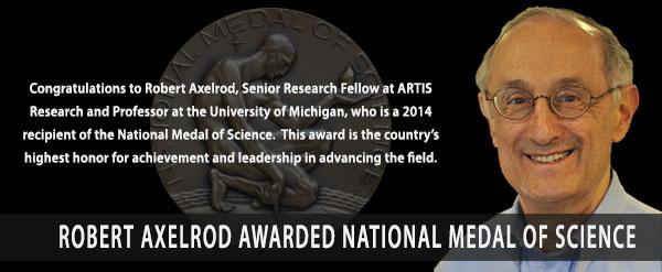 Robert Axelrod Award